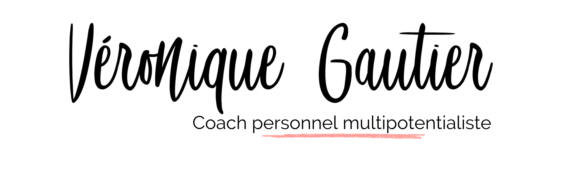 Logo Véronique Gautier Coach multipotentialiste